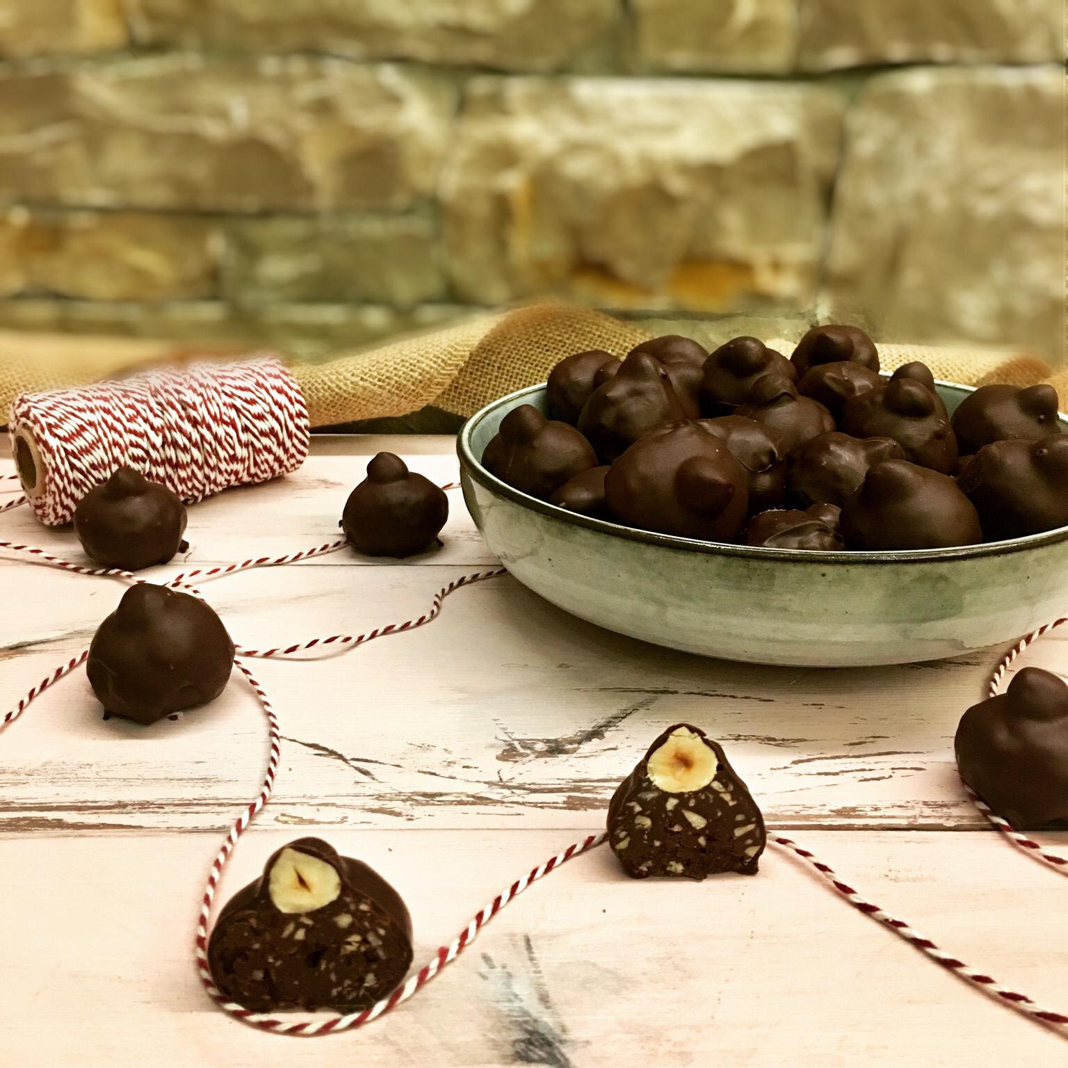 BACI PERUGINA HOME MADE